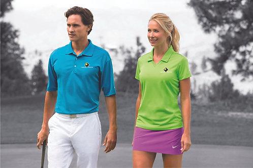 Ladies Nike Dri-FIT Micro Pique Polo - 354067