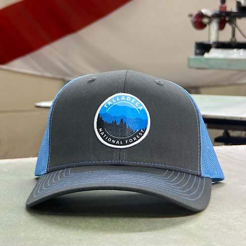 Talladega National Forest Patch Hat