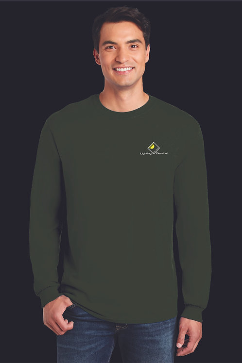 Gildan® - Heavy Cotton™ 100% Cotton Long Sleeve T-Shirt