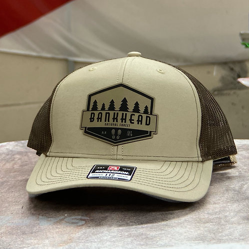 Bankhead Leather Patch Hat