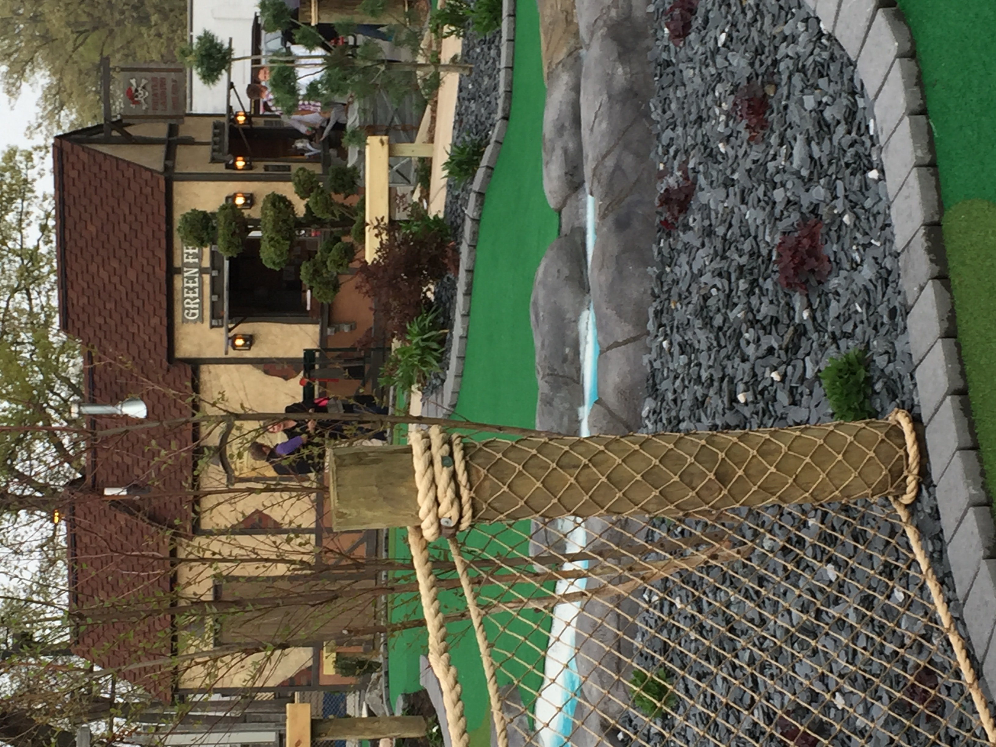 Pirates Landing Mini Golf
