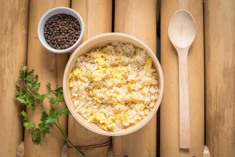 Orez prăjit cu ou