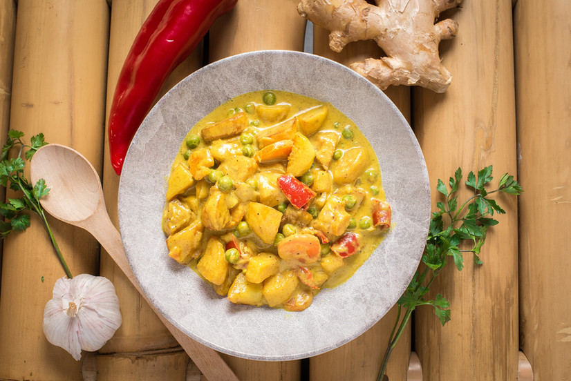 CURRY VEGETARIAN