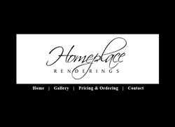 Homeplace Renderings Web Site