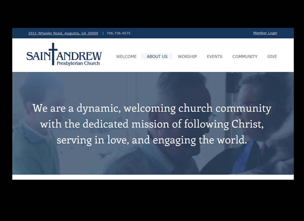 St. Andrew PC Web Site