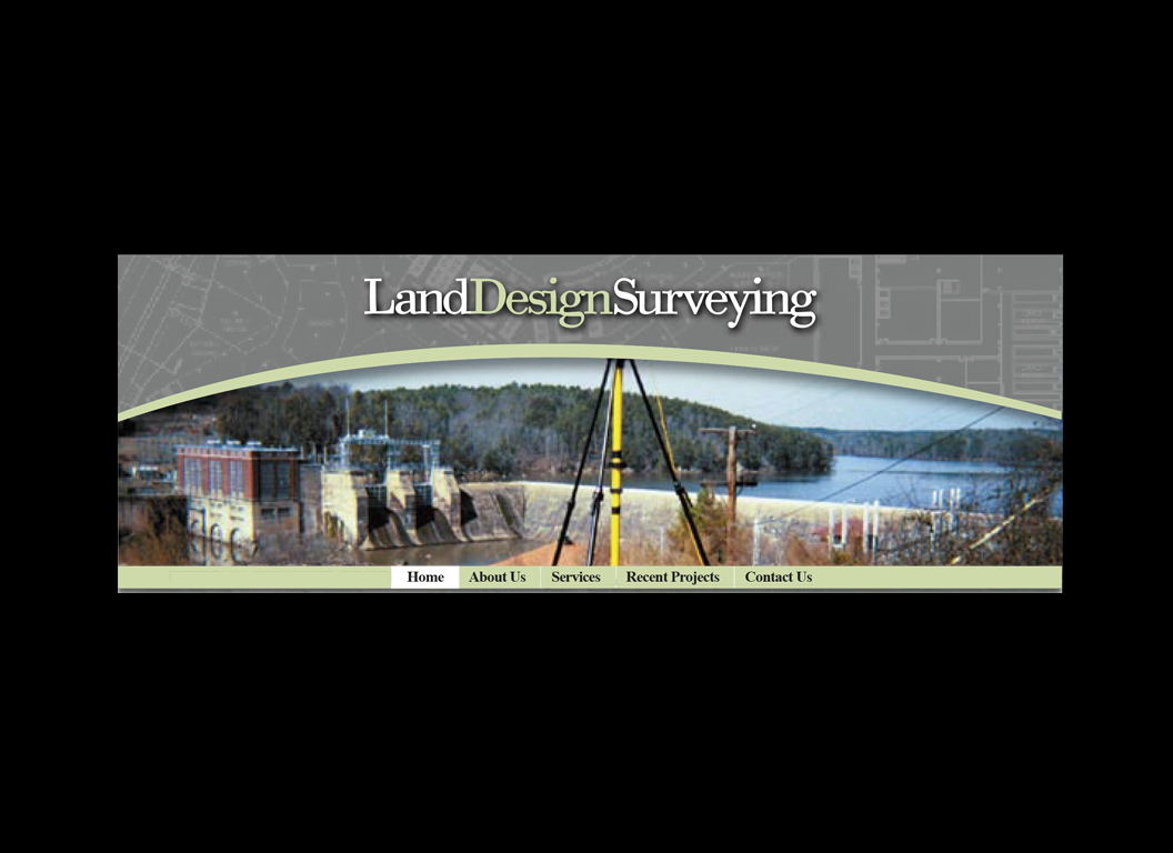 Land Design Surveying Site Design