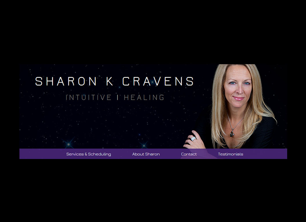 SharonKCravens.com WebSite