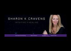 SharonKCravens.com WebSite