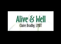 Alive & Well Massage Therapy