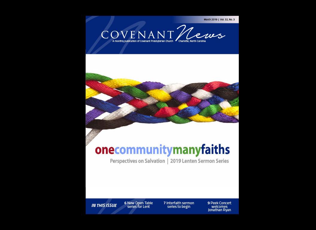 Covenant Presbyterian Church Newsletter