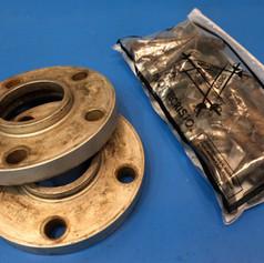 H&R TRAK+ 18mm Wheel Spacers + Bolts: $85
