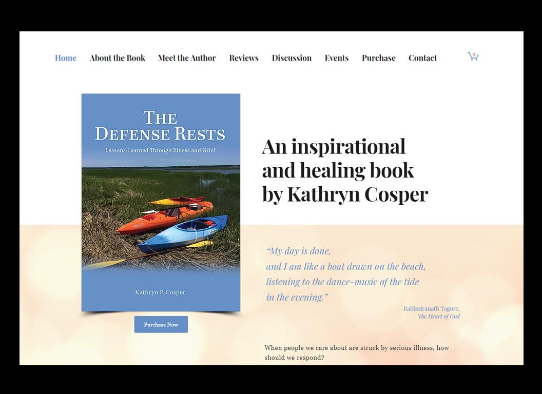 Kathryn Cosper Web Site