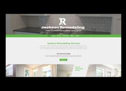Jackson Remodeling Web Site
