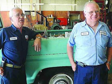 After a lifetime under the hood, Rock Hill mechanic calls it quits