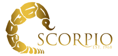 The-Scorpio-Gold-Wide-Transparent-Logo-1