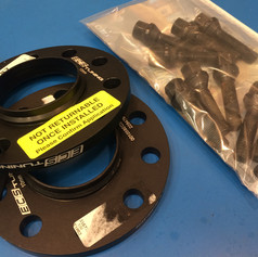 ECS Tuning 10mm Wheel Spacers +  Bolts: $85