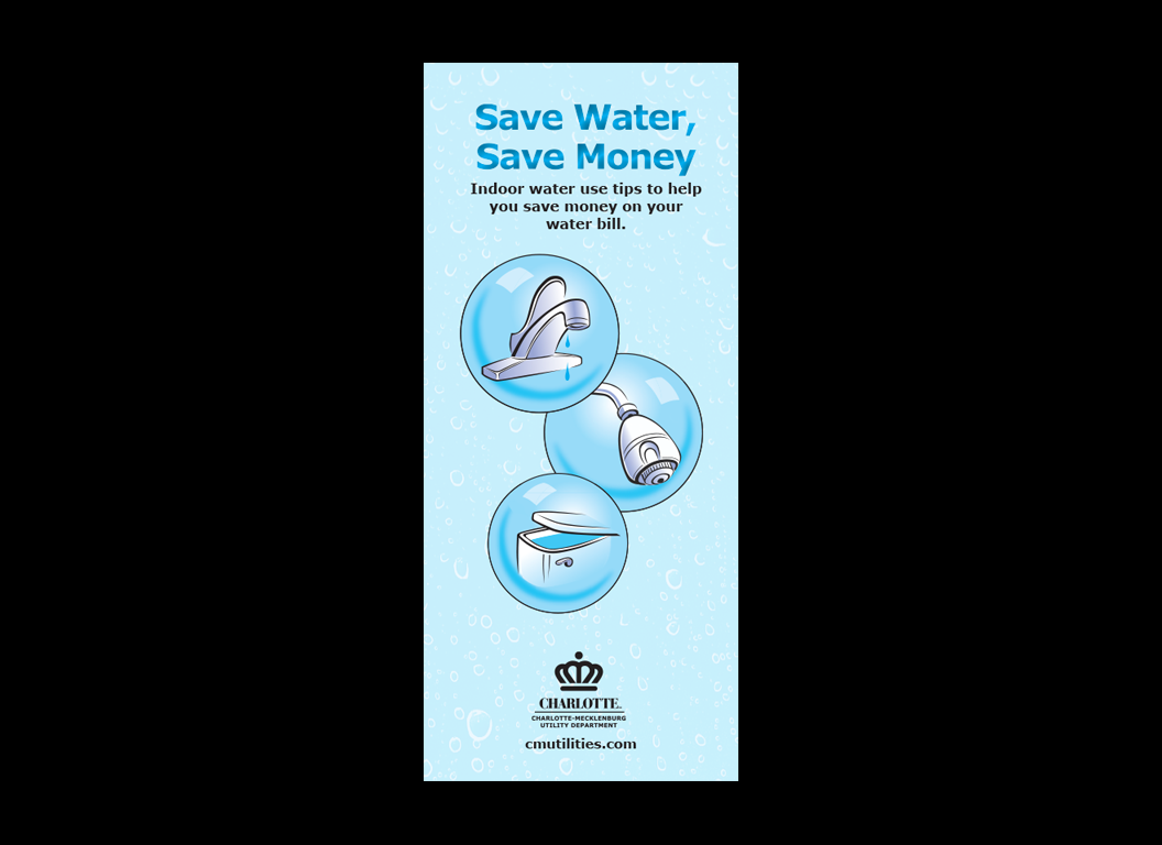 Indoor Water Tips Brochure