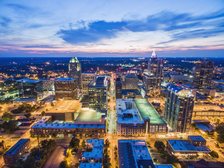 Raleigh wants a startup spark