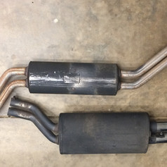 Supersprint Catless Exhaust and Jim C Chip Package: $950