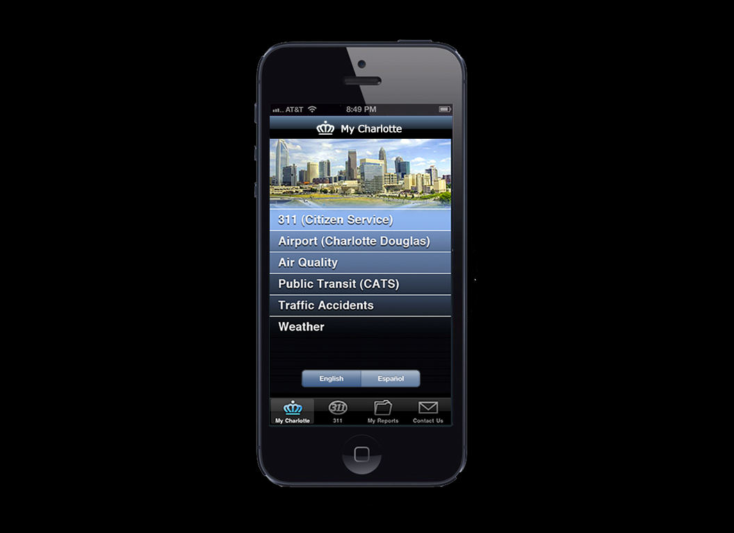 My Charlotte Mobile App
