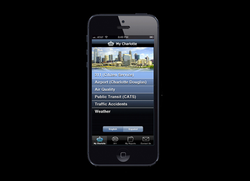 My Charlotte Mobile App