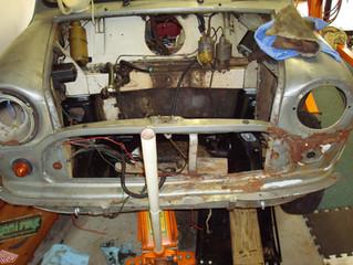 1961 Austin Mini 1100