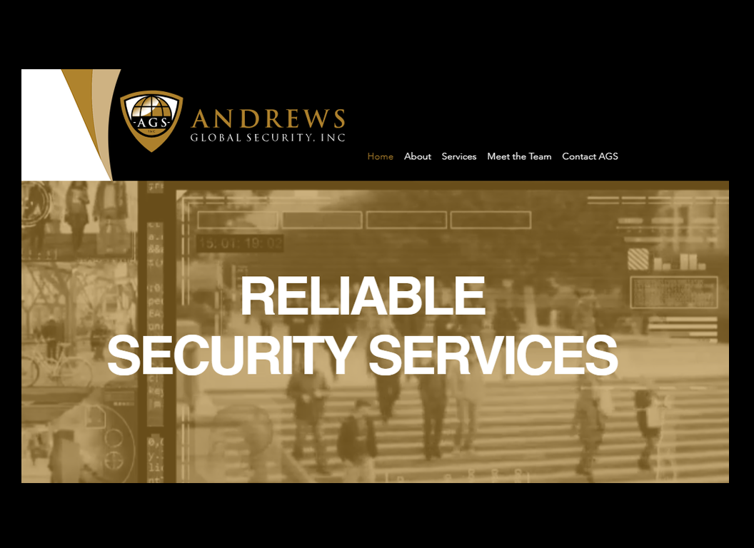 Andrews Global Security Website