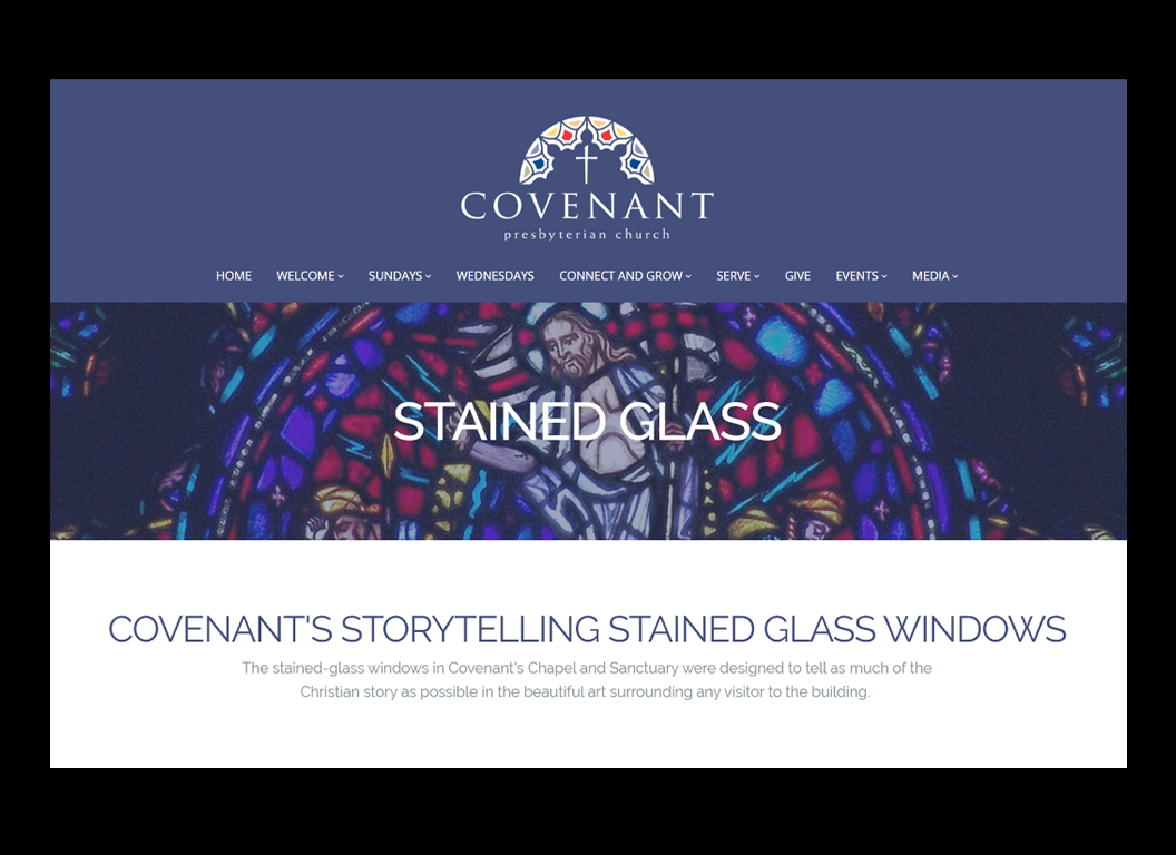 Covenant Presbyterian Web Site