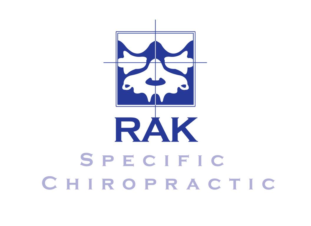 RAK Chiropractic Logo