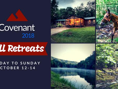 2018 Fall Retreats