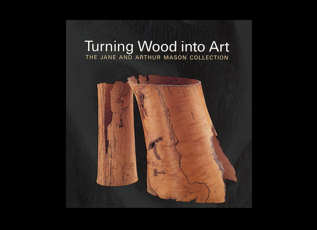 Turning Wood Brochure Cover