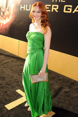 Hunger Games Premiere
