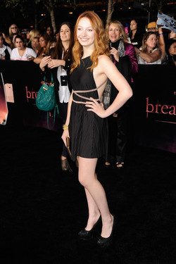 Twilight: Breaking Dawn 1 Premiere