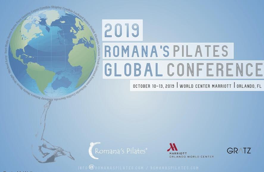 2019 Romana's Pilates® Global Conference