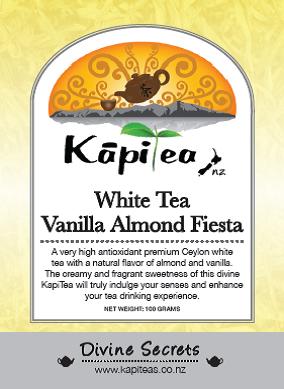 White Tea Vanilla Almond Fiesta