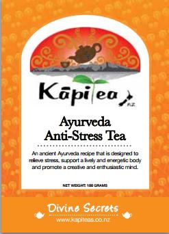 Ayurveda Anti-Stress Tea