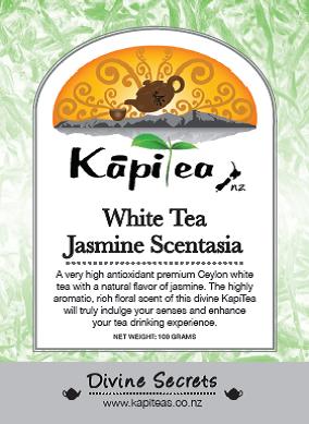 White Tea Jasmine Scentasia