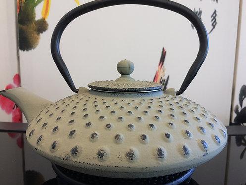 Cast Iron Teapot - Hobnail Earth (770 ml)