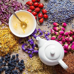 KapiTea Premium Herbal Infusions, Herbs and Wellness, Natural Remedy, Sleep Tea, Relaxation Tea, Energising Tea
