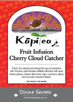 Cherry Cloud Catcher Fruit Infusion