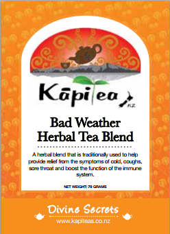 Bad Weather Herbal Blend