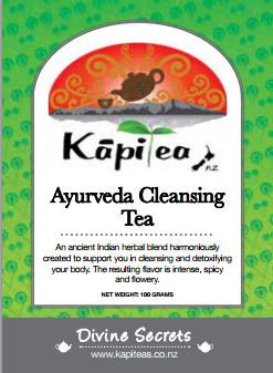 Ayurveda Cleansing Tea