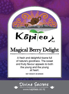 Magical Berry Delight