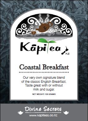 Coastal Breakfast