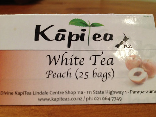 White Tea Peach