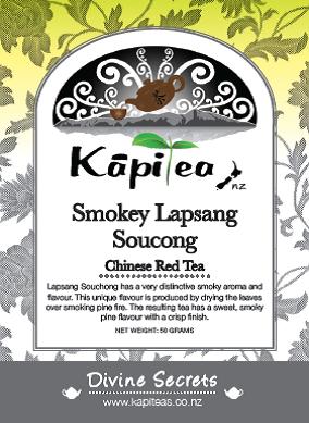 Smoky Lapsang Soucong