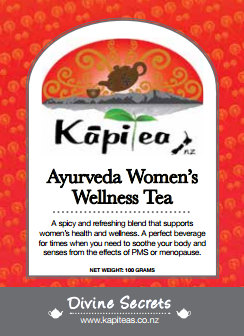 Ayurveda Women's Wellness Tea