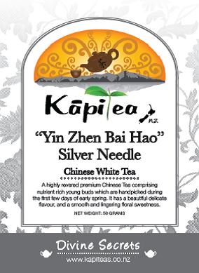 "Silver Needle White Tea ""Yinzhen Bai Hao"""