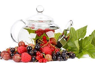 KapiTea Premium Fruit Infusion Teas, Tisanes, Berry Teas, Kids Tea