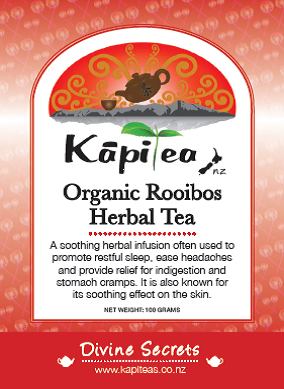 Rooibos / Red Bush (Organic)